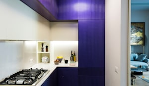 eclectic Kitchen by cristianavannini | arc