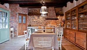 rustic Kitchen by Fabio Carria
