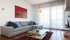 Salones de estilo moderno de Paolo Fusco Photo
