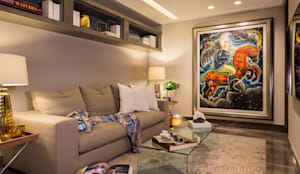 modern Living room by Idea Cubica