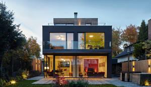 modern Pool by Corneille Uedingslohmann Architekten
