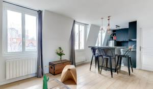 مطبخ تنفيذ Transition Interior Design