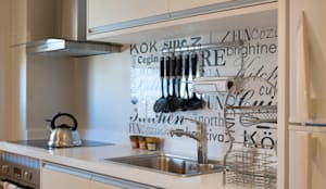 Cocinas de estilo  por Diseñadora Lucia Casanova