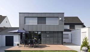 holzrahmenbau von puschmann architektur homify. Black Bedroom Furniture Sets. Home Design Ideas