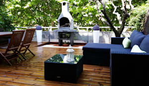 Terrace by Quercus Jardiners