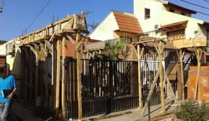 Casas modernas por GM Arquitectura&Construcción