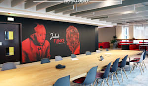 Funke Media Gmbh Konferenzraum Design