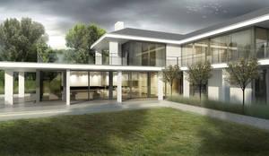 Eigentijdse villa zeist by denoldervleugels architects