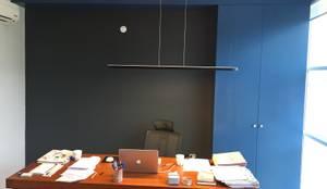 LEYLA ERCAN MİMARLIK – AMAÇ AVUKATLIK OFİSİ:  tarz Ofis Alanları