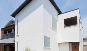 北欧インテリアの似合う家: 遊友建築工房が手掛けた家です。