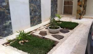 Сады в . Автор – Constructora Asvial S.A de C.V.