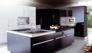 Cocina 10: Cocinas de estilo moderno por FEDGO