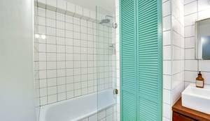 Paris 11: Salle de bain de style de style Scandinave par blackStones