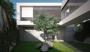 Casas de estilo moderno por ORTHER Architects