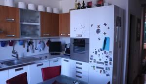 Cocinas de estilo moderno por Severine Piller Design