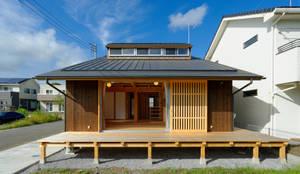 高野三上アーキテクツ一級建築設計事務所(旧 高野量平アトリエ)TM Architects의  주택
