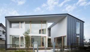 おおわだシード: Studio R1 Architects Officeが手掛けた家です。