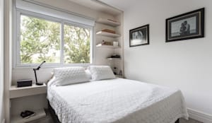 modern Bedroom by Kali Arquitetura