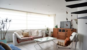 santiago dussan architecture & Interior design의  거실