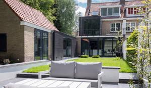 minimalistischer Garten von B-TOO