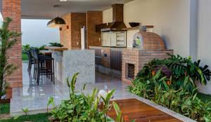 Terrace by BRAVIM ◘ RICCI ARQUITETURA