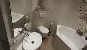 Wohlfühlbad:  Badezimmer von Bad Campioni