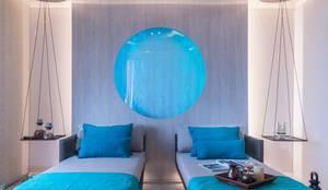 Nuestra Huella : Estudios y oficinas de estilo  por Xime Russo Interiores ,
