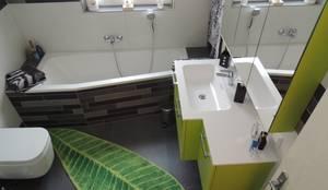 Salle de bain de style de style Moderne par Bad Campioni