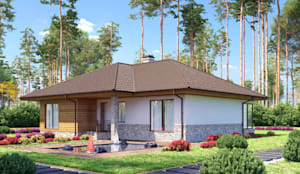 Vesco Construction: iskandinav tarz tarz Evler