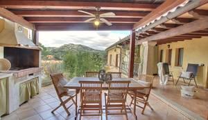 Terrazas de estilo  de MDHS Marina Dionisi Home Staging e Interior Design