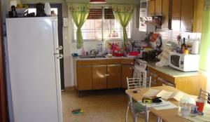 Somos Arquitecturaが手掛けたキッチン