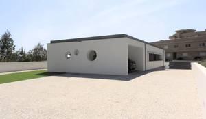 Дома в . Автор – Jesus Correia Arquitecto