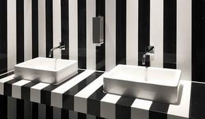 Trend Inspirationen Bad Und WC In Schwarz/weiß