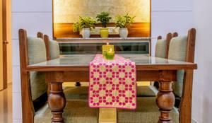 کھانے کا کمرہ by Saar Interior Design