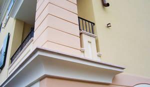 La casa vale di più con i porticati in legno