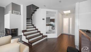 modern Living room by Progetti Architektura