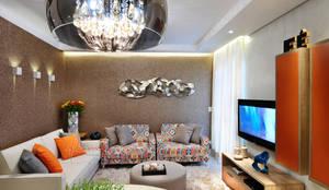 غرفة المعيشة تنفيذ Vanessa De Mani