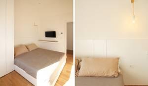 studioSAL_14: minimal tarz tarz Yatak Odası