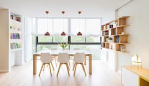 Phòng ăn theo Beivide Studio,