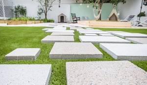 Projekty,  Ogród zaprojektowane przez Homestories