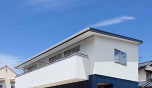 外観: 三宅和彦/ミヤケ設計事務所が手掛けた家です。