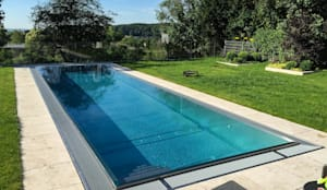 Stunning Stainless Steel Pools
