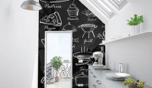Cocinas de estilo moderno por Pixers