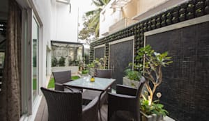 Jardins modernos por A360architects