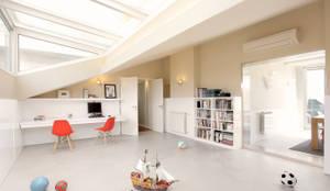 Remodelação T5 Picoas: Escritórios e Espaços de trabalho  por BL Design Arquitectura e Interiores