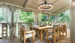 Teras by Tony House Interior Design & Decoration