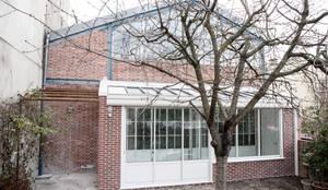 Extension du loft: Maisons de style de style Industriel par Olivier Olindo Architecte
