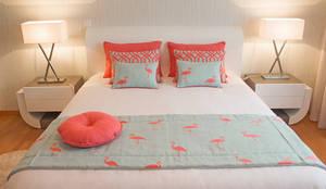Dormitorios de estilo moderno de GRAÇA Decoração de Interiores