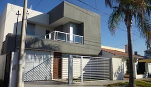 Casas clássicas por VHA Arquitectura