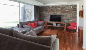 غرفة المعيشة تنفيذ DMS Arquitectura
